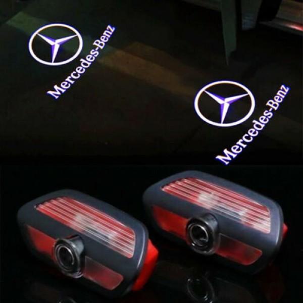 LED лого проектор плафон за Mercedes W222