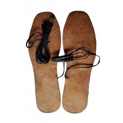 Универсални мъжки USB загряващи стелки за обувки или пантофи