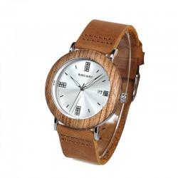 Дървен часовник бамбук unisex