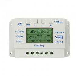 Соларен заряден контролер Т10А-30А