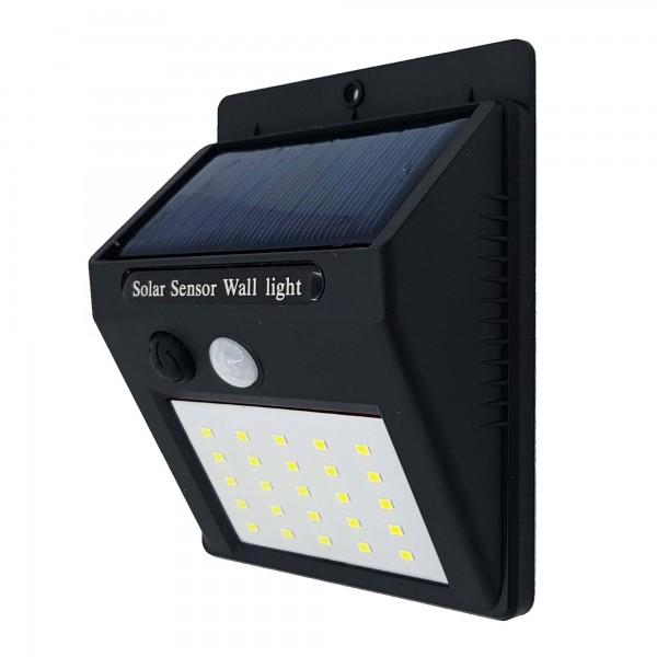 Соларна лампа за стена