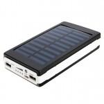 Power Bank Преносима соларна батерия 50000mAh