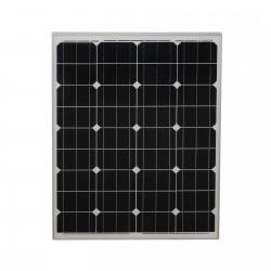 Слънчев фотоволтаичен панел 80Wp