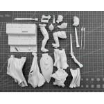 Сглобяем модел на тaмплиер - рицар от XII