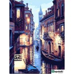 Картина за рисуване по номера - Венеция