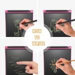 Таблет за рисуване и писане LCD 8.5 инча. Детски графичен таблет