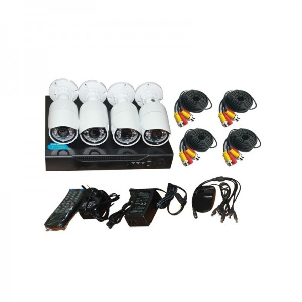 Комплект видеосистема с DVR