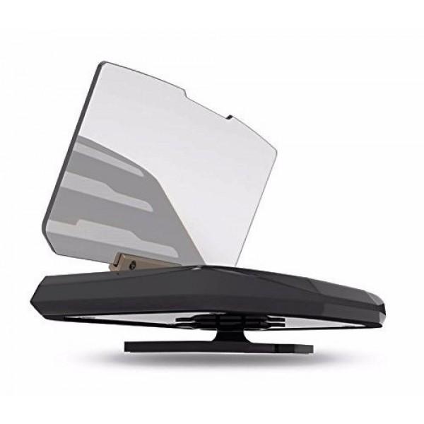 Head-up дисплей с държач за телефон
