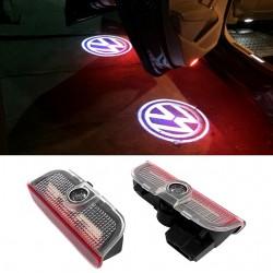 LED лого проектор плафон за VW